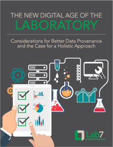 CONSIDERATIONS FOR DATA PROVENANCE: FREE EBOOK FROM LAB7 SYSTEMS